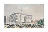 Fifth Avenue Hotel, New York Giclee Print