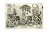 Leading, Following, Rebelling, 1864 Giclee Print