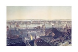 View of Manhattan from Brooklyn, 1837 Giclee Print