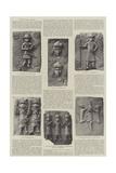 Curios from Benin Giclee Print