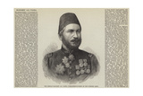 The Serdar Mahomet Ali Pasha, Commander-In-Chief of the Turkish Army Giclee Print