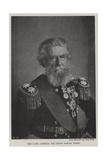 The Late Admiral Sir Lewis Tobias Jones Giclee Print