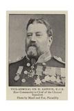 Vice-Admiral Sir H Rawson Giclee Print