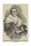 Dr Wiseman, Appointed by the Pope Cardinal Archbishop of Westminster Giclee Print