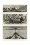 The Fighting Near Gilgit on the North-Western Frontier of India Giclee Print