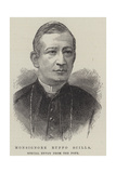Monsignore Ruffo Scilla, Special Envoy from the Pope Giclee Print