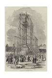 The Nelson Column, Trafalgar Square, 16 November 1843 Giclee Print