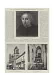 The Reinterment of Christopher Columbus at Seville Lámina giclée