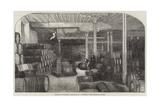 Allsopp's Ale Stores, Haydon-Square, Minories Giclee Print