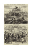 Opening of the American Centennial Exhibition Giclee Print
