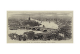 View of Toulouse before the Floods Giclee Print