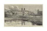The Jesuit College, Stonyhurst, Lancashire Giclee Print