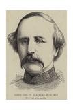 Lieutenant General C Craufurd Ruse Hay Giclee Print