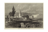 Salonica, View from the Turkish Cemetery Giclee Print