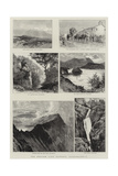 The English Lake District, Illustrated, I Giclee Print