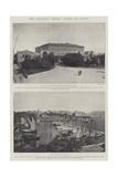 The Eastern Crisis, Views of Corfu Giclee Print