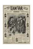 Advertisement, Uam Var Scotch Whisky Giclee Print