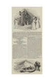 The Abergavenny Cymreigyddion Society Giclee Print