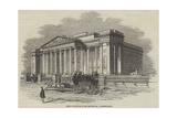 The Fitzwilliam Museum, Cambridge Giclee Print