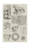 Specimens of the Hittite Inscriptions Giclee Print