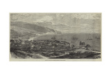 Bay and Town of Funchal, Madeira Giclee Print