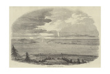 Louisburg Harbour, Cape Breton Giclee Print
