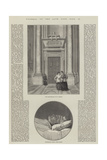 Funeral of the Late Pope Pius IX Giclee Print