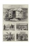 Sketches in Eastern Turkestan Giclee Print