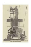 New Plan of Power Weaving Giclee Print