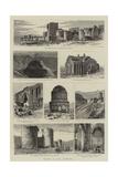 Ruins at Ani, Armenia Giclee Print