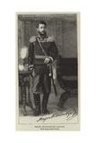 Major Constantine Panitza Giclee Print