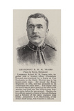 Lieutenant R H M Yeates Giclee Print
