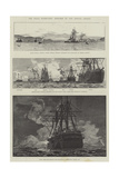 The Naval Manoeuvres Giclee Print