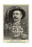 General Baratieri Giclee Print