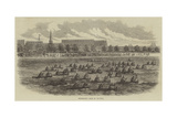 Catamaran Race at Madras Giclee Print