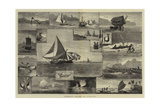 Foreign Modes of Fishing Giclee Print