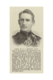 Lieutenant W G L Beynon Giclee Print