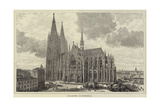 Cologne Cathedral Giclee Print