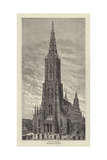 Ulm Cathedral Giclee Print