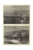 Sketches of Tblisi Giclee Print