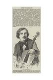 Herr Kellermann Giclee Print