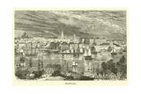 Stockholm Giclee Print