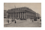 Bordeaux, Le Grand Theatre Giclee Print