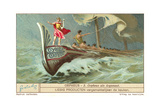 Orpheus as One of the Argonauts Giclee Print