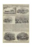 Old London Giclee Print