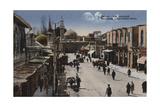 Damascus, Derwishieh Street Giclee Print