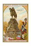 Washington Memorial, Philadelphia Giclee Print