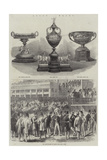 Ascot Races Giclee Print