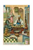Arab Tableware, 8th-9th Century Giclee Print
