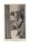 Hermes Giclee Print
